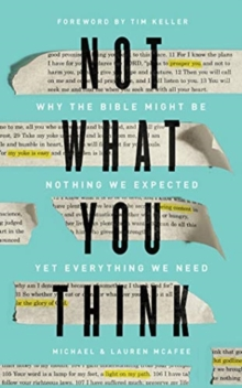 NOT WHAT YOU THINK, CD-Audio Book