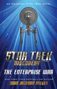 Star Trek: Discovery: The Enterprise War, Paperback / softback Book