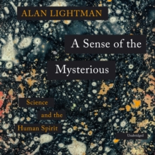 A Sense of the Mysterious, eAudiobook MP3 eaudioBook
