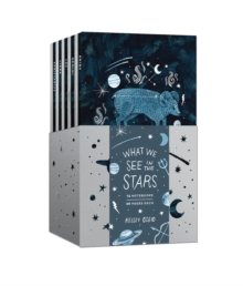 What We See in the Stars : A 12-Notebook Set, Diary Book