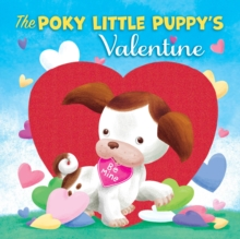 The Poky Little Puppy's Valentine, Board book Book