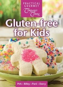 Gluten-free for Kids, Spiral bound Book