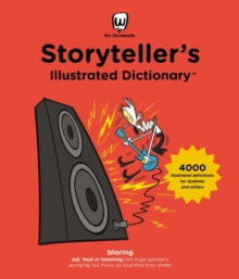 Storyteller's Illustrated Dictionary (UK Edition), Hardback Book