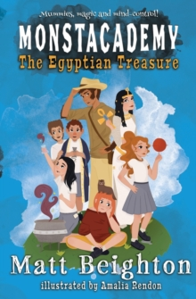 The The Egyptian Treasure, Paperback / softback Book