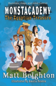 The Egyptian Treasure : Dyslexia Friendly Edition, Paperback / softback Book