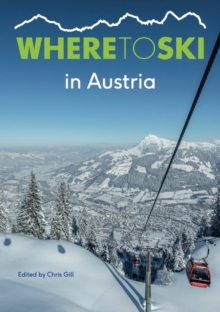 Where to Ski in Austria, Paperback Book