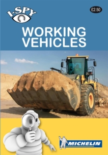 i-SPY Working Vehicles, Paperback Book