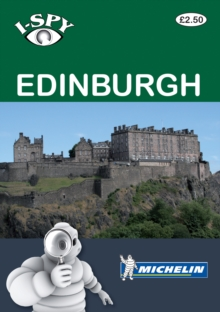 i-Spy Edinburgh, Paperback Book