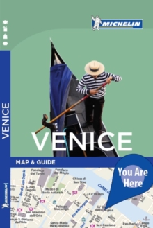 Venice - Michelin You Are Here : You are Here, Paperback Book