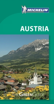 Austria - Michelin Green Guide : The Green Guide, Paperback Book