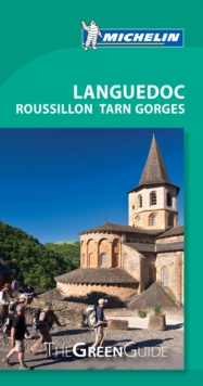 Languedoc Rousillon Tarn Gorges - Michelin Green Guide : The Green Guide, Paperback Book