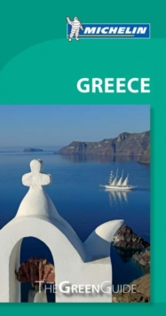 Greece - Michelin Green Guide : The Green Guide, Paperback Book