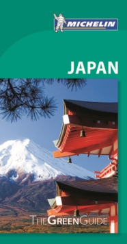 Japan Michelin Green Guide, Paperback / softback Book
