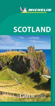 Scotland Michelin Green Guide, Paperback / softback Book