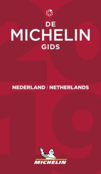 Nederland Netherlands - The MICHELIN Guide 2019 : The Guide Michelin, Paperback / softback Book