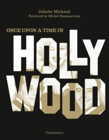 Once Upon a Time in Hollywood, Hardback Book