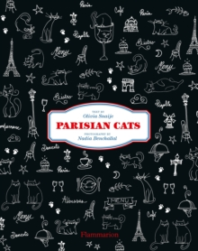 Parisian Cats, Hardback Book