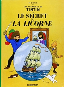 Le secret de la Licorne, Hardback Book