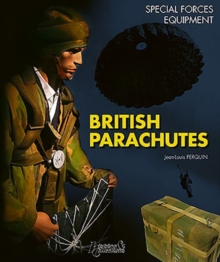 British Parachutes : Special Forces, Paperback / softback Book