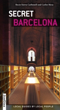 Secret Barcelona, Paperback / softback Book