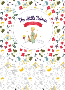 The Little Prince: The Coloring Book, Paperback / softback Book
