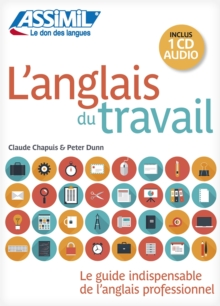 L'anglais Du Travail, Mixed media product Book