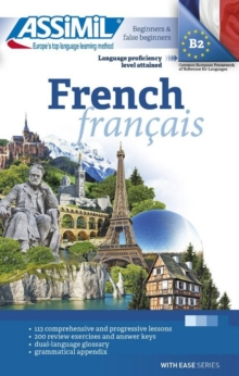 French : French learning method for Anglophones., Paperback / softback Book