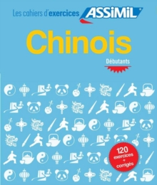 Cahier D'exercices Chinois - Debutants, Paperback / softback Book