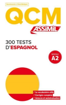 300 Tests D'espagnol, Paperback / softback Book