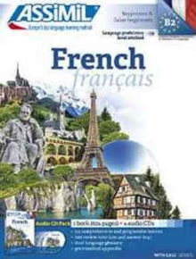 Pack CD French (1 Book + 4 Audio CD), Mixed media product Book