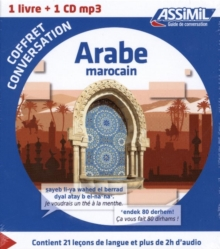 Coffret conversation Marocain (guide + 1 CD) (Arabe), Mixed media product Book