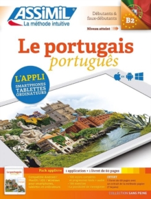 PACK APP-LIVRE LE PORTUGAIS : Niveau atteint B2 Methode d'apprentissage de portugais, Mixed media product Book