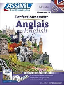Perfectionnement Anglais (superpack USB: book+CD mp3+cle USB), Mixed media product Book