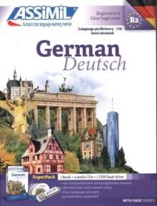 German Super Pack : German Approach to English, Mixed media product Book