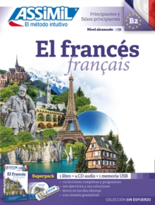 El Frances : Methode de francais pour hispanophones, Mixed media product Book