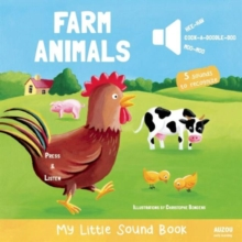 My Little Sound Book: Farm Animals, Board book Book