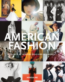 American Fashion, Hardback Book