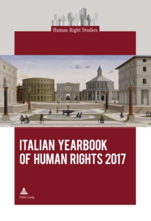 Italian Yearbook of Human Rights 2017, Paperback / softback Book
