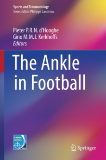 The Ankle in Football, Hardback Book