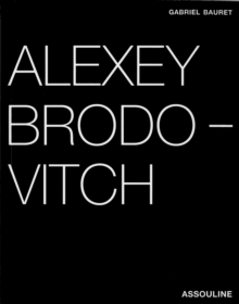 Alexey Brodovitch - Mini, Paperback / softback Book