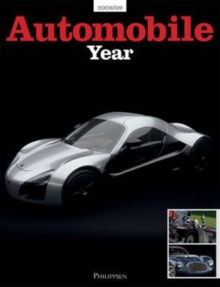 Automobile Year : v. 56, Hardback Book