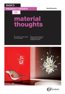 Basics Product Design 02: Material Thoughts, Paperback / softback Book