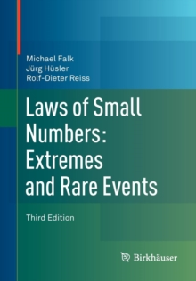 Laws of Small Numbers: Extremes and Rare Events, Paperback / softback Book