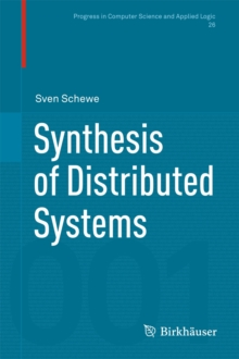 Synthesis of Distributed Systems, Hardback Book