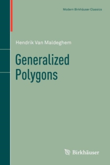 Generalized Polygons, Paperback Book