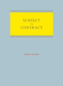 Carey Young, Hardback Book