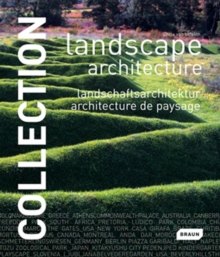 Collection: Landscape Architecture, Hardback Book