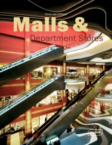 Malls & Department Stores, Hardback Book