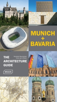 Munich + Bavaria - The Architecture Guide, Paperback / softback Book