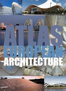 Atlas of European Architecture, Hardback Book